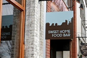 """TUSCALOOSA, AL –– George Harsch, owner, says he is excited to introduce a """"Yankee""""  twist to this community at Sweet Home Food Bar in downtown Tuscaloosa.   Photo by Emily Higginbotham"""