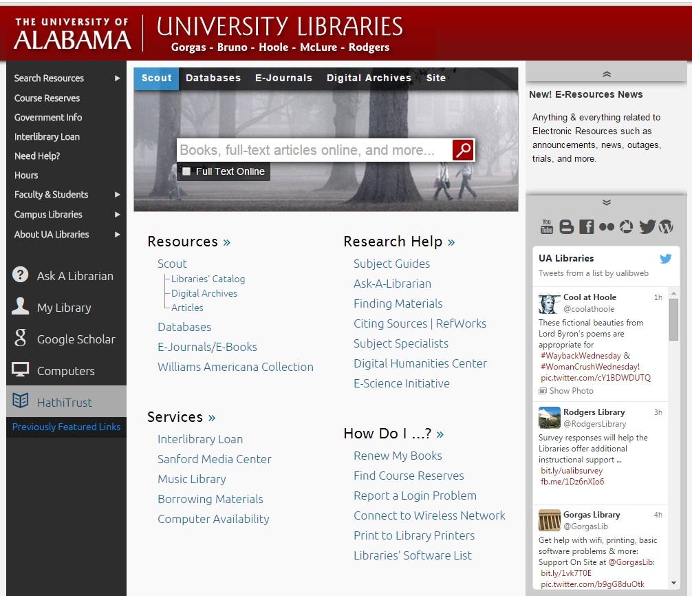 Lib.ua.edu
